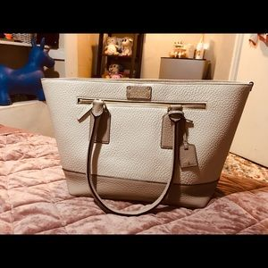NWOT**Kate Spade Large Pebbled Leather Tote